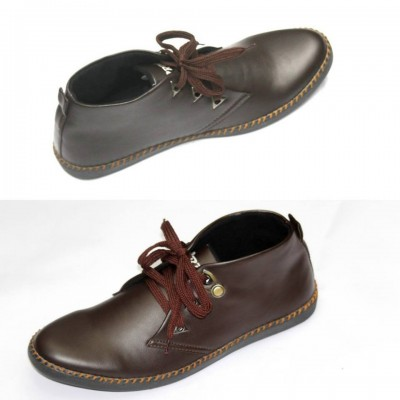 Semi High Neck Ebroo Branded Shoes For Men MSS-173