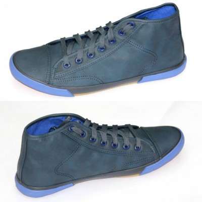 Men Semi High Top Sneaker MSS-196