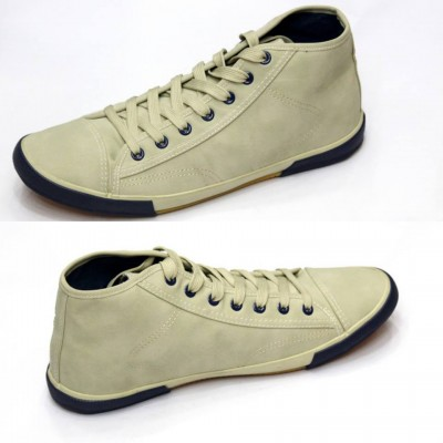 Men Semi High Top Sneaker MSS-198