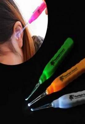 Flashlight Ear Pick