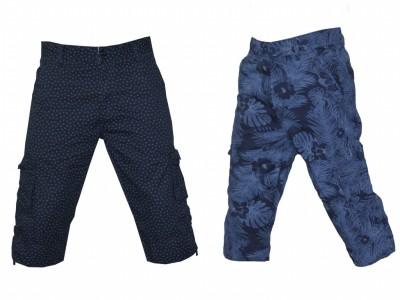 Men CargoThree quarter pant Combo Pack 2 pcs`GPH225