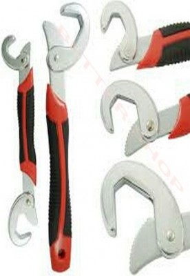 Snap N Grip Tools - Black and Red
