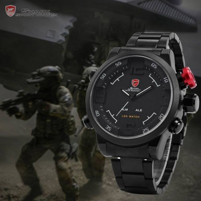 Exclusive Shark Branded Wrist watch For Man MWW-026