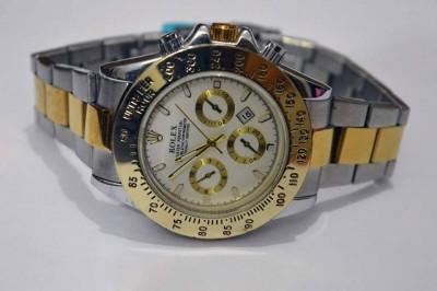 Rolex Branded  Analog Digital Wrist Watch For Men's MWW-037