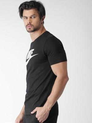 T- shirt Nike Brand Black AF-0121